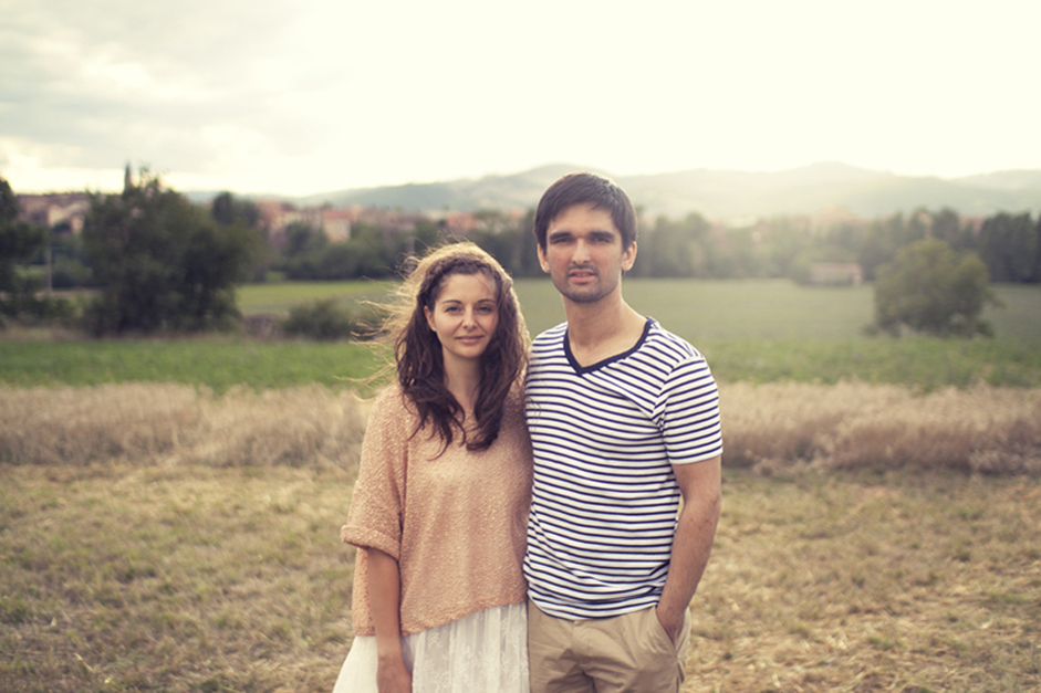 Sneak pic : Marion & Guillaume