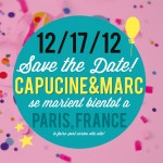 DIY – Le save the date de Pugly Pixel