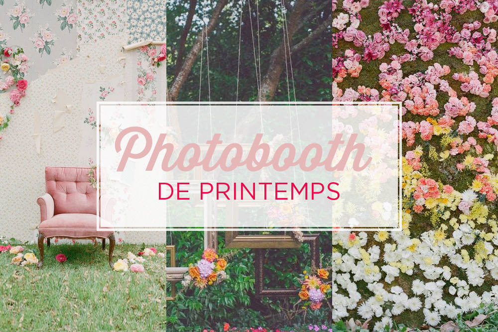Photobooth de Printemps