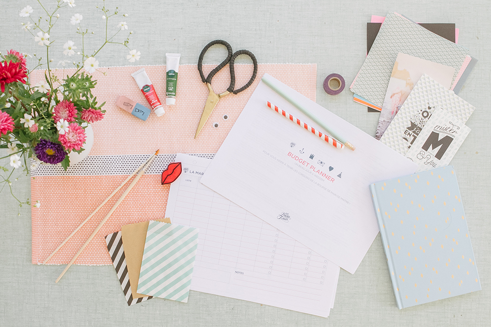 Your free wedding Budget Planner !