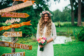 10 ideas from Marine and Loic's wedding