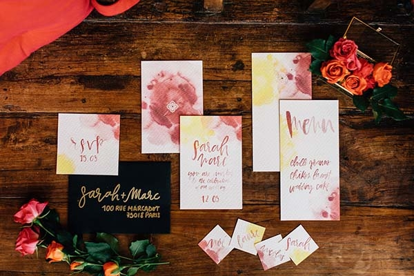 Une Decoration De Mariage Style Bollywood Blog Mariage Mariage