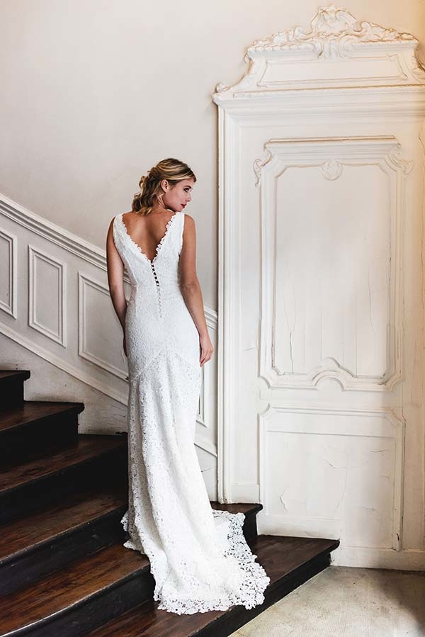 Harpe Paris nouvelle collection mariage