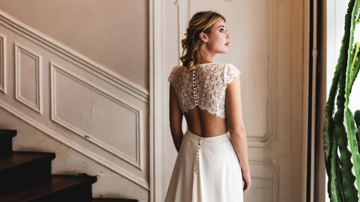 Harpe Paris : nouvelle collection mariage 2019