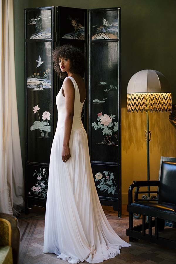 Atelier Valentine Avoh robes mariage hollywoodiennes