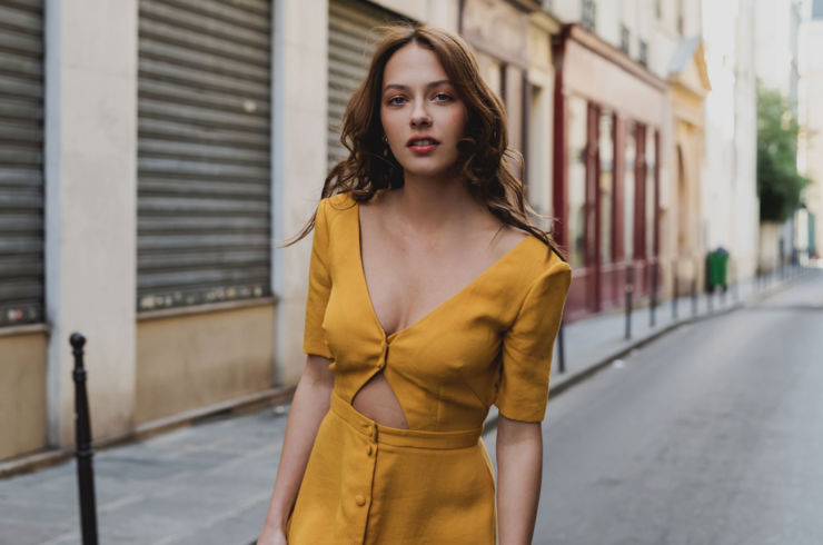 Harpe Paris, collection Elle a dit Oui