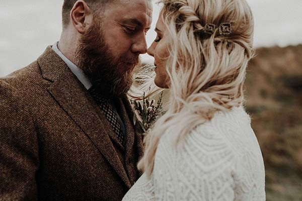 Inspirations mariage vintage Ecosse