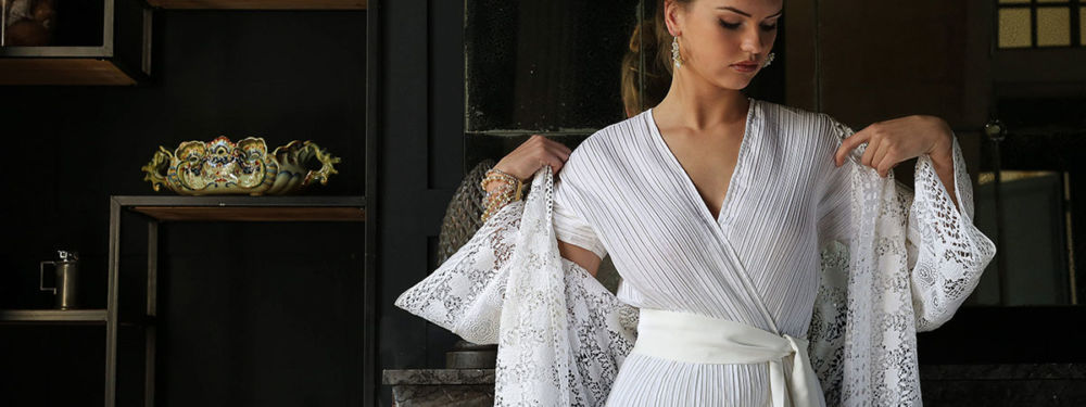 Manon Pascual, une collection de robes de mariée vintage chic
