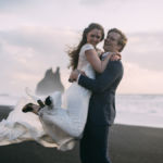 Inspirations pour un shooting mariage Day After en Islande